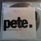 CD PETE single sweet daze advance PROMO