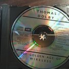 CD THOMAS DOLBY The Golden Age Of Wireless vintage import GERMANY SALE