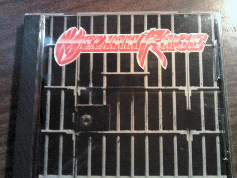 CD MELIAH RAGE No Mind the Witching single metal PROMO