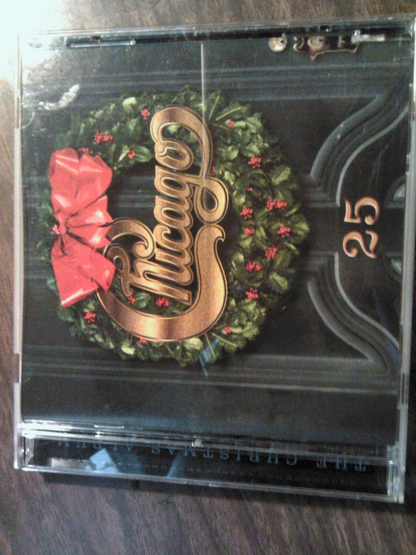 CD CHICAGO XXV twenty five 25 Christmas holiday SALE