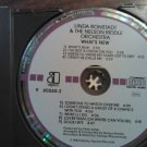 CD LINDA RONSTADT & The Nelson Riddle Orchestra What's New vintage import TARGET