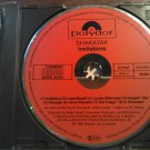 CD SHAKATAK Invitations red disc vintage import WEST GERMANY