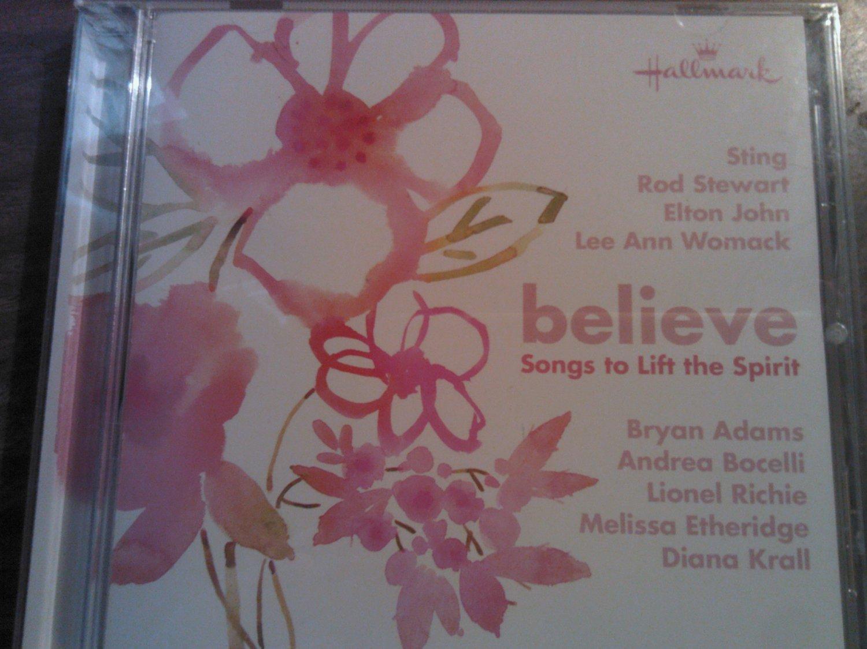 CD V/A Lionel Richie Sting Elton John Andrea Bocelli Diana Krall SEALED