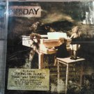 CD DARK NEW DAY Twelve Year Silence PROMO