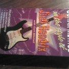 VHS GUITAR METHOD In The Style Of Jimi Hendrix kurt mitchell instructional