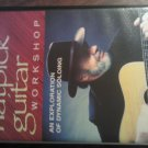VHS FLATPICK WORKSHOP dan crary homespun guitar instructional