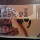 VHS ANDY TIMMONS Beginning Acoustic Guitar ibanez danger danger instructional