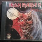 CD IRON MAIDEN Purgatory maiden japan first ten years box set OOP