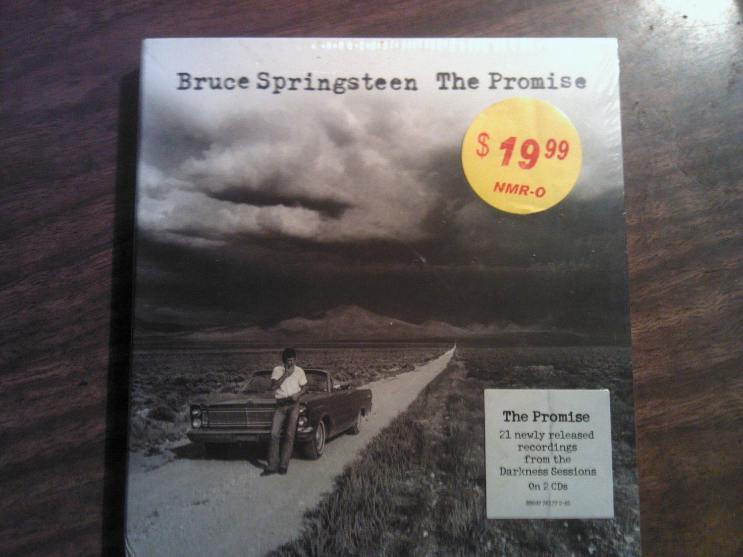 CD BRUCE SPRINGSTEEN The Promise lost sessions X2CD SEALED SALE
