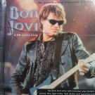 CD BON JOVI unauthorised biography & interview audio blog all-talk poster