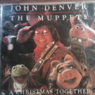 CD JOHN DENVER & THE MUPPETS A Christmas Together holiday SEALED