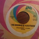 45 STRAWBERRY ALARM CLOCK Incense And Peppermints b/w Birdman Of Alcatrash uni vintage vinyl record