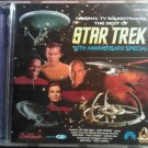 CD STAR TREK Best of Original TV Soundracks Anniversary Edition ECD