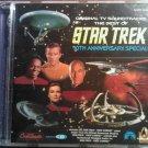 CD STAR TREK Best of Original TV Soundracks Anniversary Edition ECD