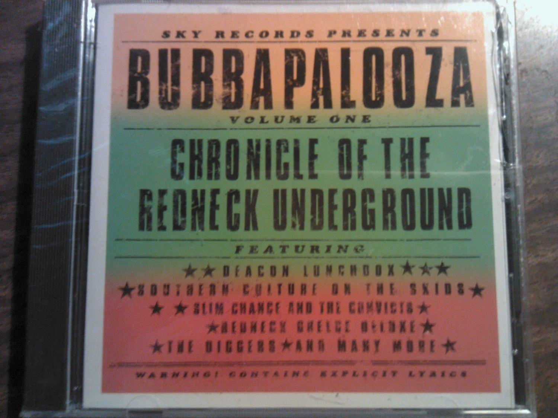 CD V/A Southern Culture on the Skids Redneck Greece Delux Vidalias rockabilly bubbapalooza SEALED