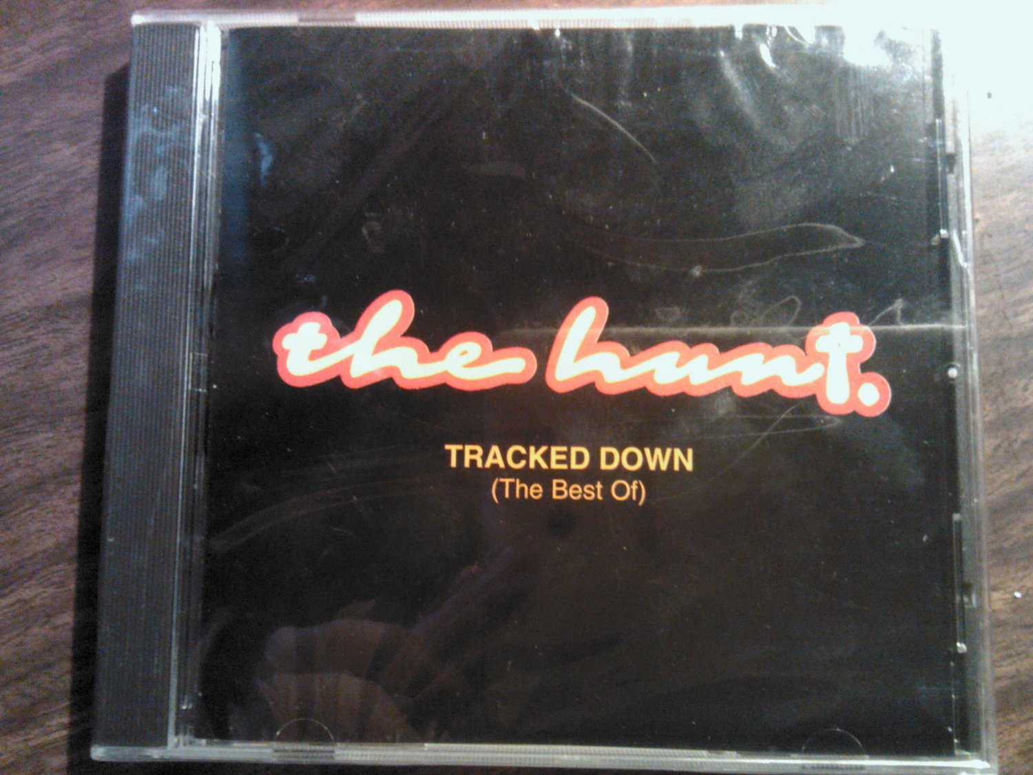 CD THE HUNT Tracked Down best of little miss perfection SEALED