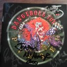 CD DANGEROUS TOYS Pissed jason mcmaster AUTOGRAPHED