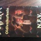 VHS ANTHRAX Oidivnikufesin n.f.v. live SEALED