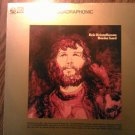 LP KRIS KRISTOFFERSON Border Lord country quadraphonic vintage record SEALED