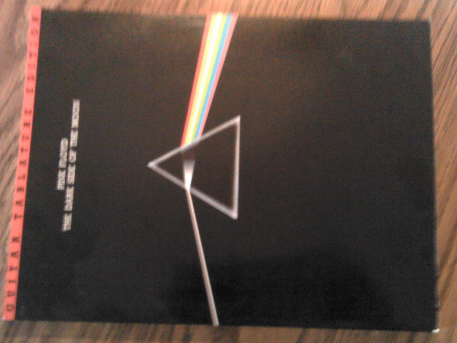 PINK FLOYD SONGBOOK the Dark Side of the Moon guitar tablature song book TAB