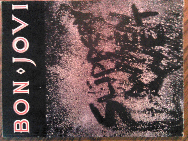 BON JOVI SONGBOOK Slippery When Wet jon song book NEW SALE