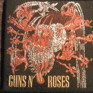 GUNS N ROSES sew-on PATCH Appetite For Destruction banned art  VINTAGE