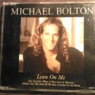 CD MICHAEL BOLTON Lean On Me 4 tracks austria IMPORT SALE