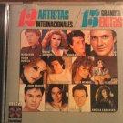 CD V/A 12 Artista Internacionales jose feliciano rocio durcal perta latin vintage import JAPAN SALE