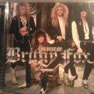 CD BRITNY FOX The Best Of bonus video SEALED