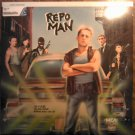 LASERDISC Repo Man emilio estevez harry dean stanton movie iggy pop punk video laser disc