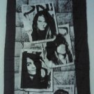 SKID ROW FABRIC BANNER band pics long tapestry VINTAGE SALE