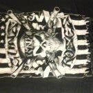 GUNS N ROSES FABRIC BANNER skull gnr tapestry VINTAGE