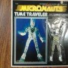 MICRONAUTS actIon fIgure tIme traveler clear mego 1976 VINTAGE MOC