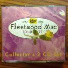CD FLEETWOOD MAC Tour 97 jackson browne fiona apple ben harper jonny lang bonus 2 disc PROMO