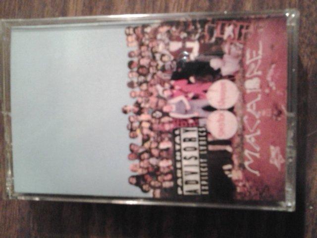 MACABRE cassette tape Sinister Slaughter death metal SEALED
