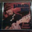 CD RANDY GARIBAY Barbacoa Blues texas blues latin SEALED