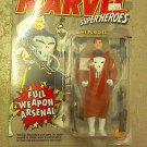THE PUNISHER actIon fIgure marvel super heroes full weapon arsenal toybiz 1994 VINTAGE