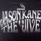 JASON KANE & THE JIVE SHIRT black official san antonio texas NEW M