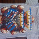 TRIUMPH SHIRT Thunder Seven Tour 7 small VINTAGE SALE