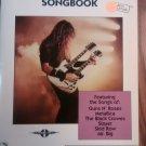 HEAVY METAL GUITAR SONGBOOK 2A song book tablature slayer metallica guns n roses black crowes