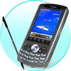 Quad Band Touchscreen Cell Phone - Dual SIM/Dual Standby (Black)