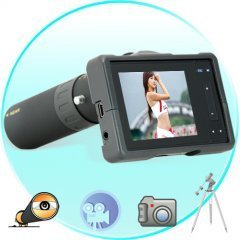 Avatar Digital Binocular Sports and Spy Camera - Great 40x Zoom