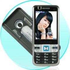Quadband Music Shake Phone - Dual SIM with TV function