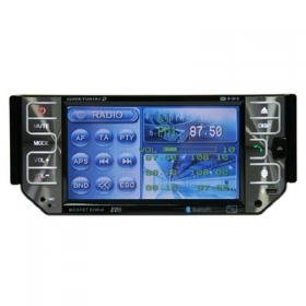 5 inch Car DVD Player - OSD Touch screen-Bluetooth