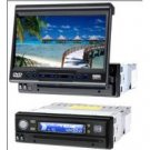 Car DVD/MP4TV/FM with 7.7-inch TFT LCD screen