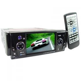 4 Inch Touchscreen LCD Car DVD Player With Bluetooth