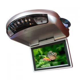 Roof DVD Player 9.2 inch LCD + IR and TV