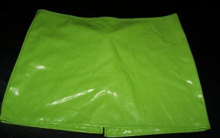 Lime green vinyl