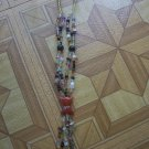Mix Gemstone Long necklace A4