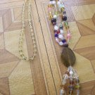 Mix Stone long necklace A3